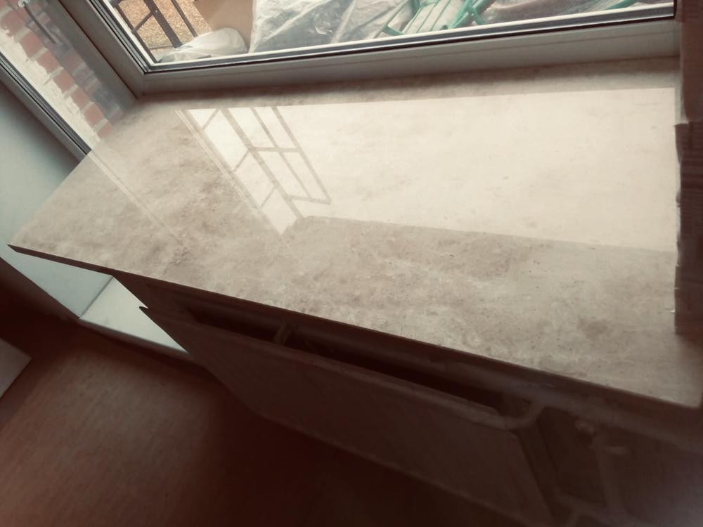 Подоконники из мрамора Breccia