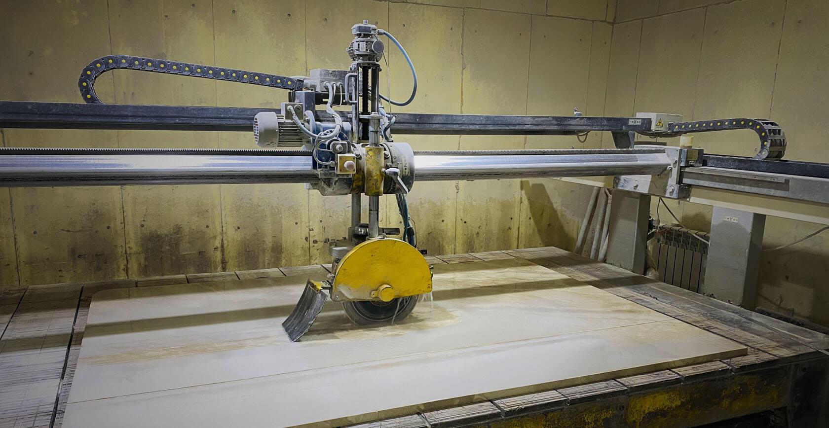производство изделий из камня