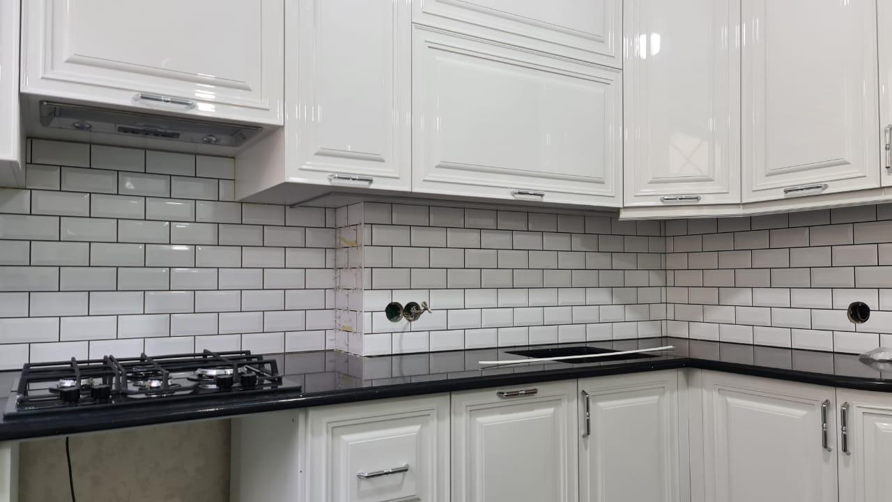 Столешница на кухню из агломерата Smart Quartz